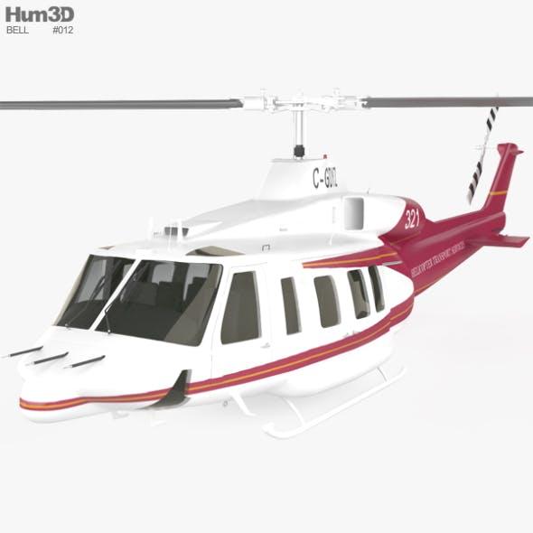 Bell 214ST - 3DOcean Item for Sale