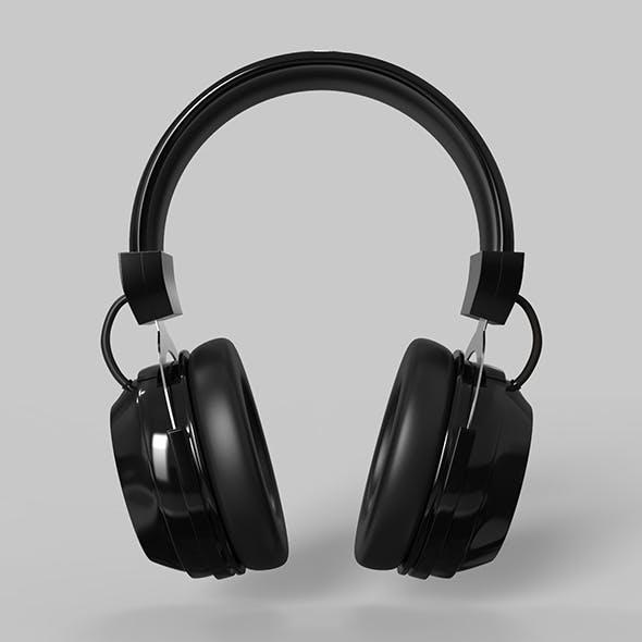 Standard Headphone - 3DOcean Item for Sale