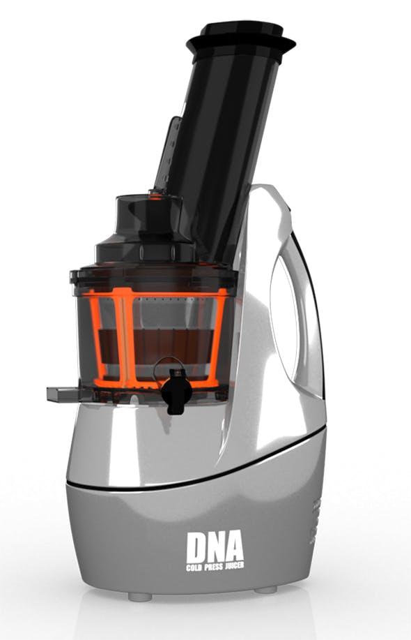 DNA Cold Press Juicer - 3DOcean Item for Sale