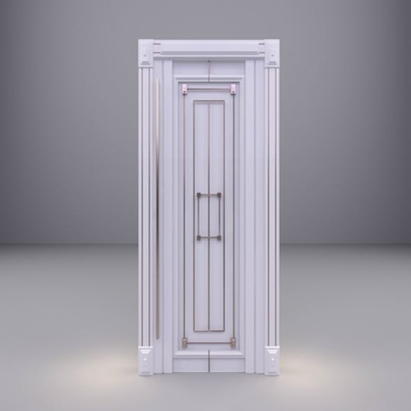 Artdeco Door