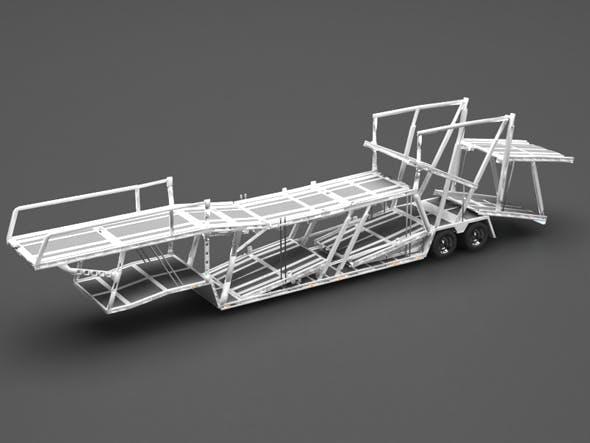 car transporter - 3DOcean Item for Sale