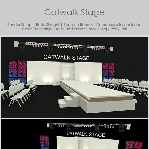 Catwalk Stage