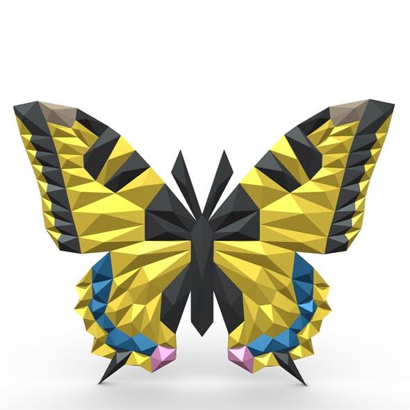 butterfly figure