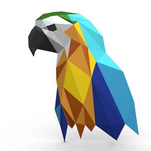 Parrot figure 4