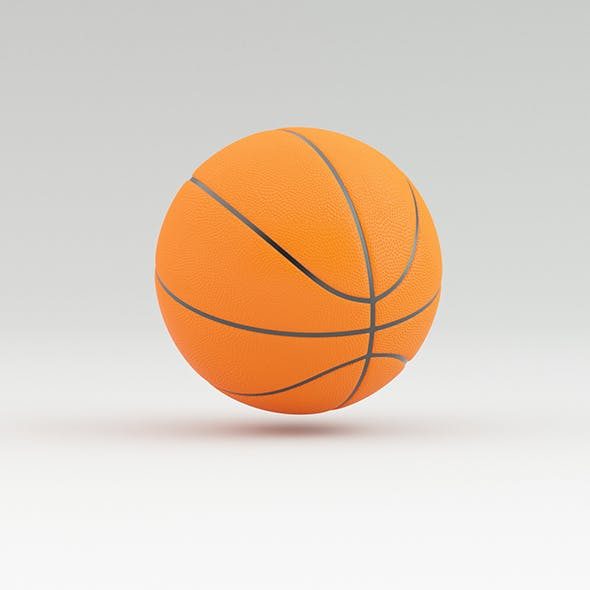 Basketball 2 - 3DOcean Item for Sale