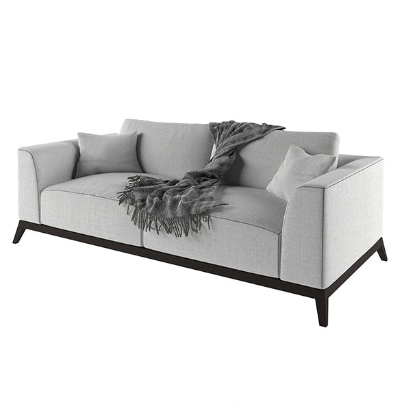 Asnaghi Chelsea Sofa. - 3DOcean Item for Sale
