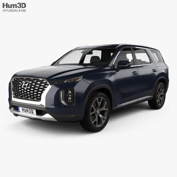 Hyundai Palisade 2020 - 3DOcean Item for Sale