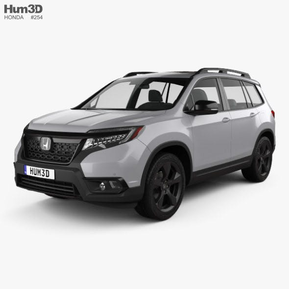 Honda Passport Elite 2019