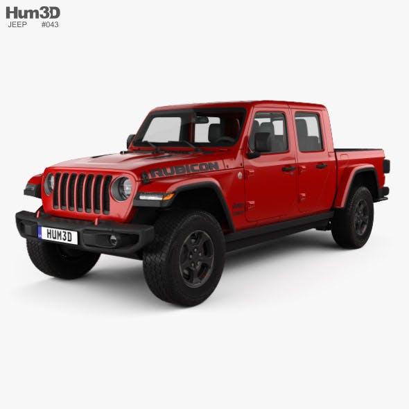 Jeep Gladiator (JT) Rubicon 2020
