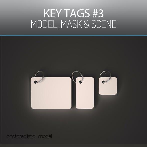 Key Tags 3