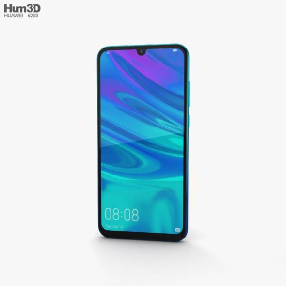 Huawei P Smart (2019) Aurora Blue
