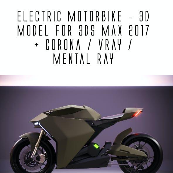 Ducati Zero electric motorcycle concept