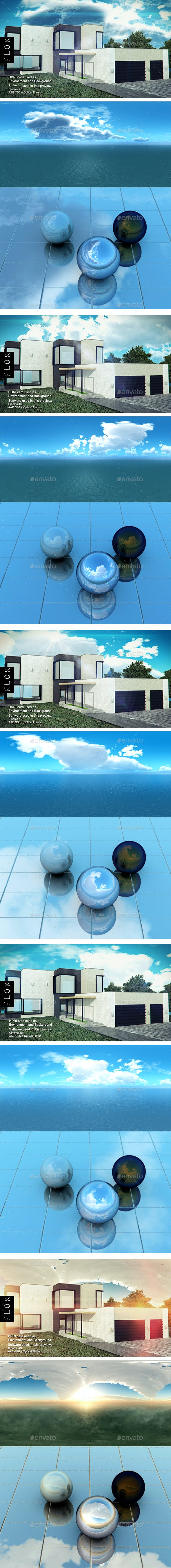 HDRI Pack - Sea vol6 - 3DOcean Item for Sale