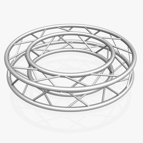Circle Square Truss - Full diameter 150cm