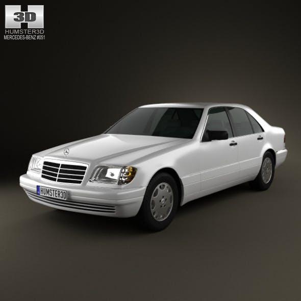 Mercedes-Benz S-class (W140) 1999