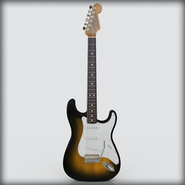 VRay Stratocaster