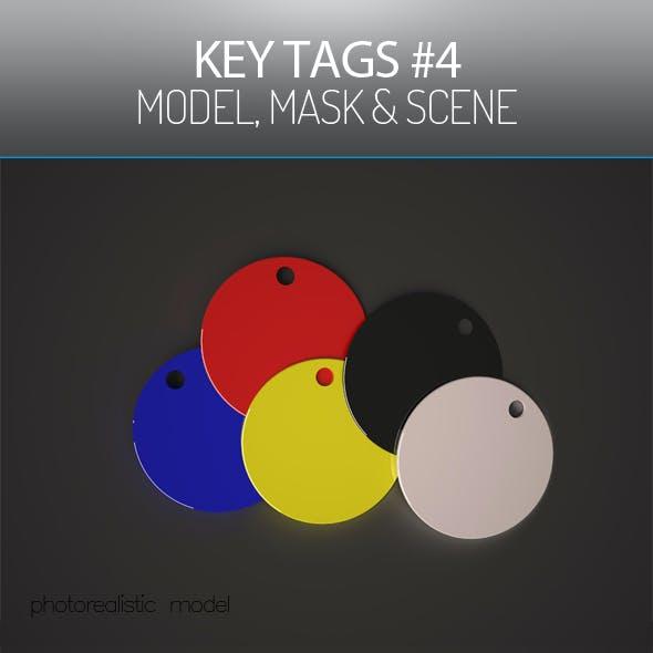 Key Tags 4
