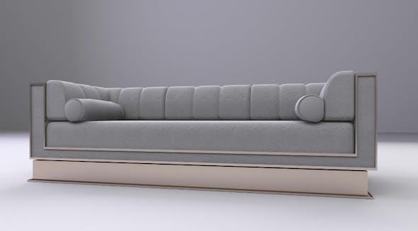Elegant Sofa - 3DOcean Item for Sale