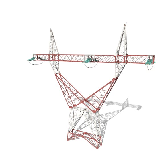 Electricity Pole 3