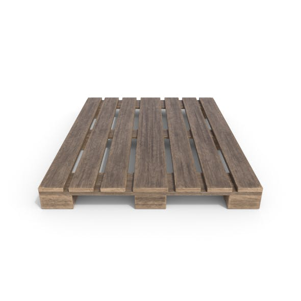 Wooden Pallet 1