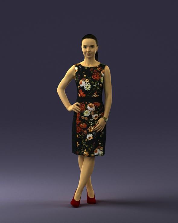 beautiful girl 0318 - 3DOcean Item for Sale