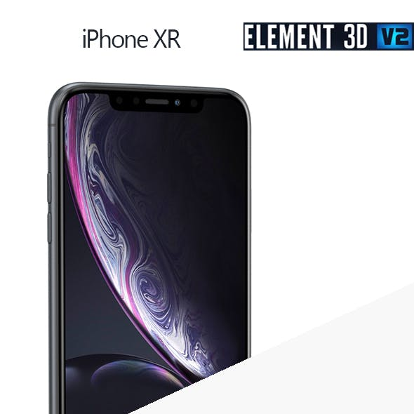Apple iPhone XR - All colors