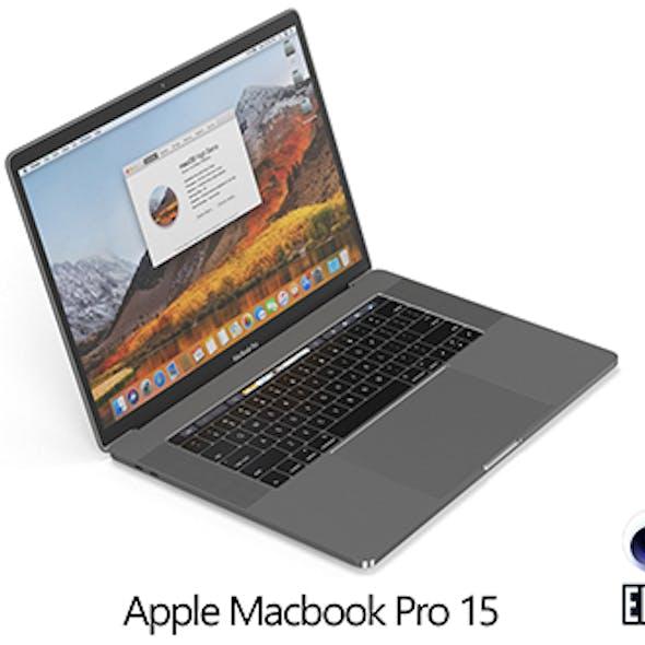 Apple Macbook Pro 15 Touch bar