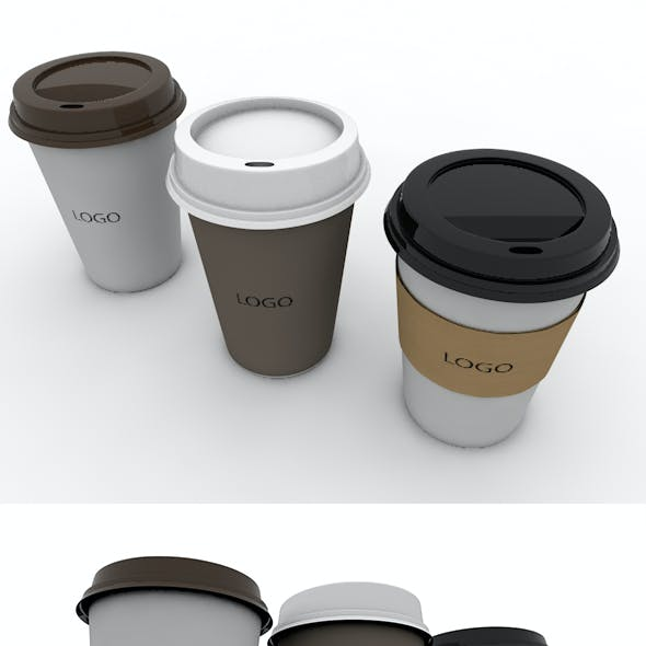 3D-Paper-Coffee-Cup