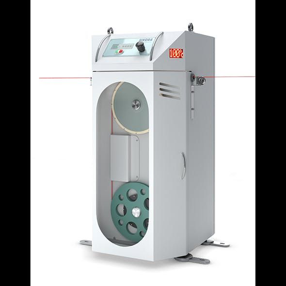 FT100 Preheater 6000 TC-II Sikora - 3DOcean Item for Sale