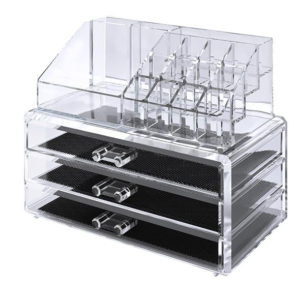 Acrylic organizer
