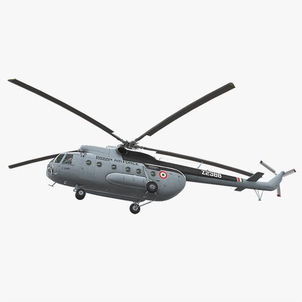 Mi-8T India Air Force