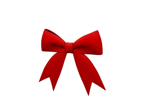 Gift Bow - 3DOcean Item for Sale