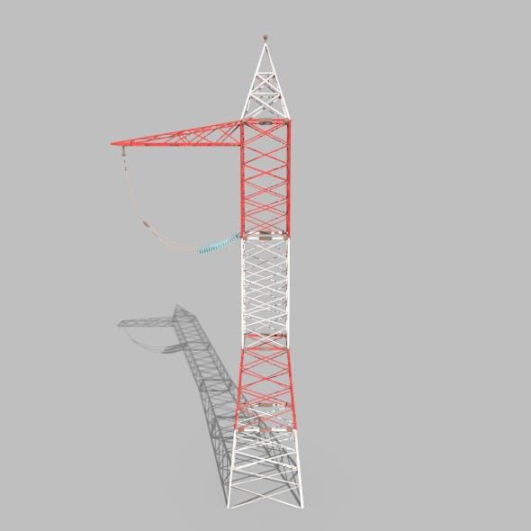 Electricity Pole 6