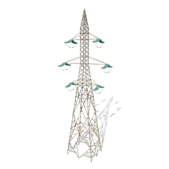Electricity Pole 7