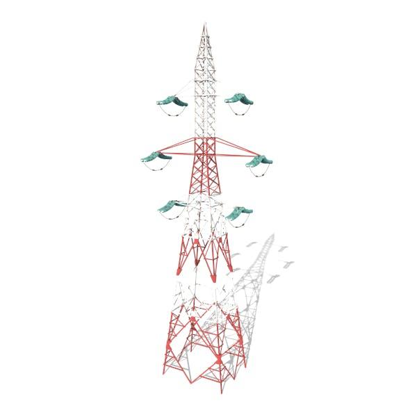 Electricity Pole 8