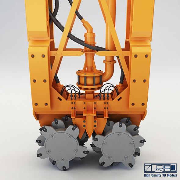 Drilling rig - 3DOcean Item for Sale