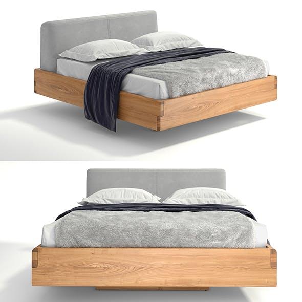 Bed NOX by TEAM 7 Munster - 3DOcean Item for Sale