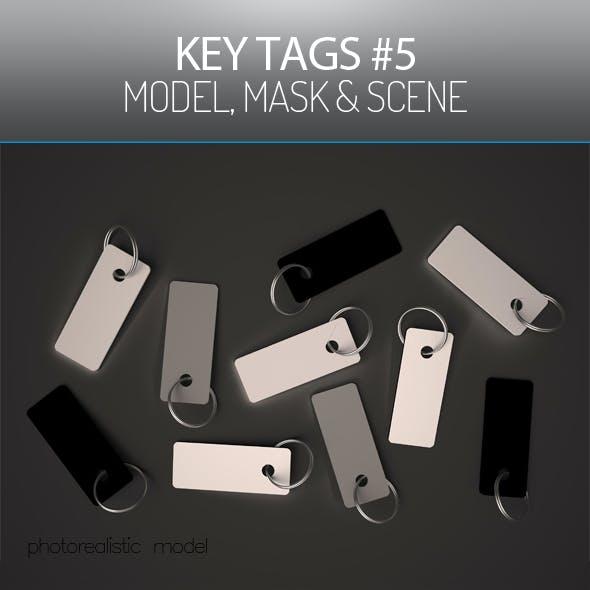 Key Tags 5