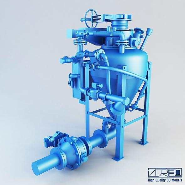 Densphase GA pump - 3DOcean Item for Sale