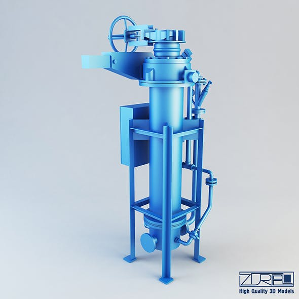 T Type PN pump - 3DOcean Item for Sale