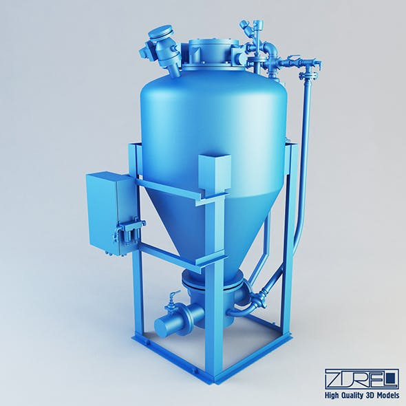 Master conical pump