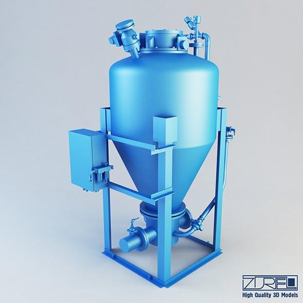 Slave conical pump - 3DOcean Item for Sale