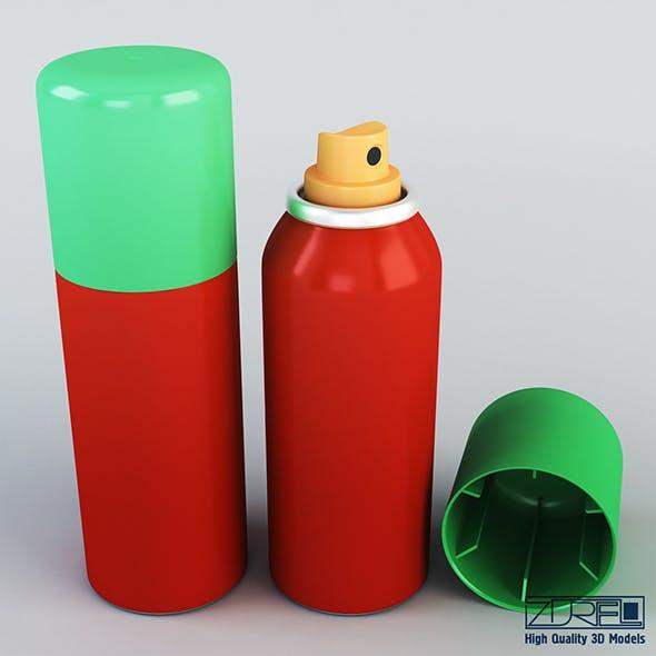 Spray can 100ml