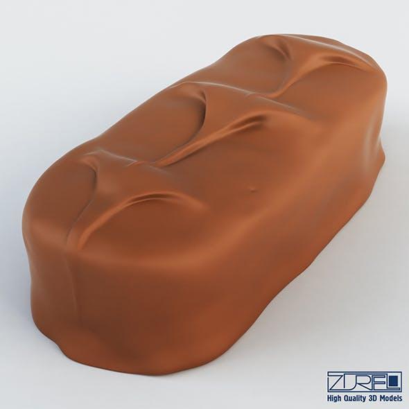 Bounty chocolate bar - 3DOcean Item for Sale