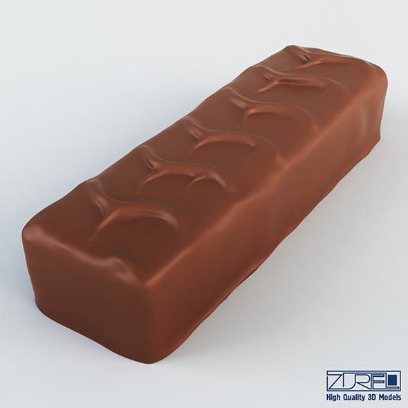 Snickers chocolate bar v 1