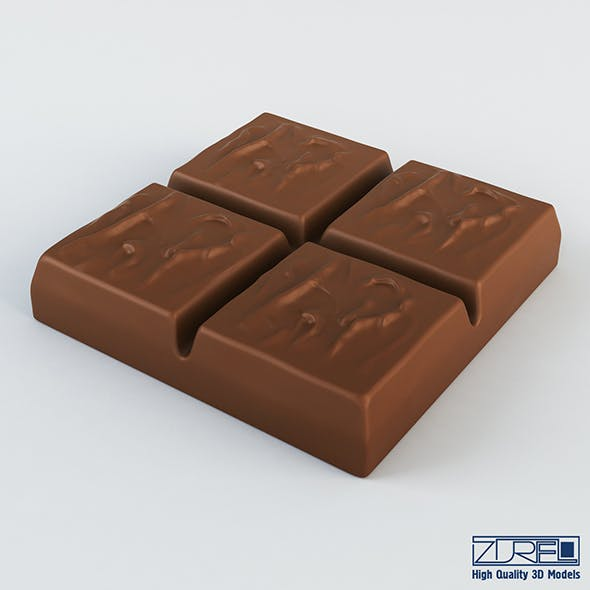 Mars chocolate candy - 3DOcean Item for Sale