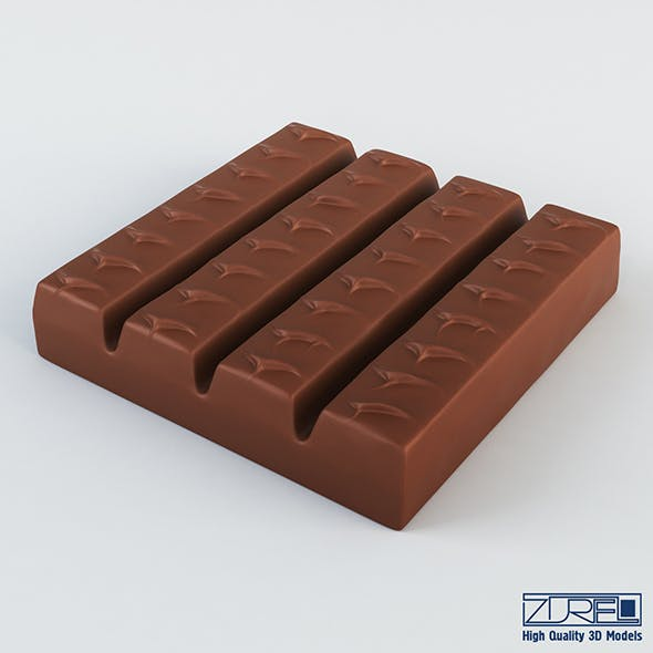 Snickers chocolate candy - 3DOcean Item for Sale