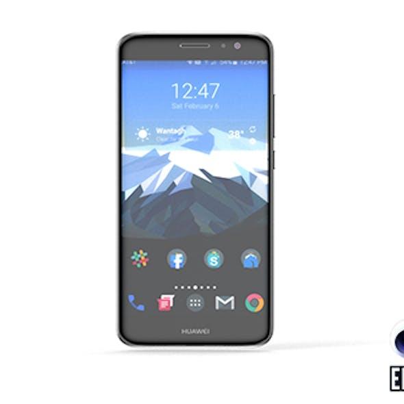 Huawei Nova Plus - Element 3D