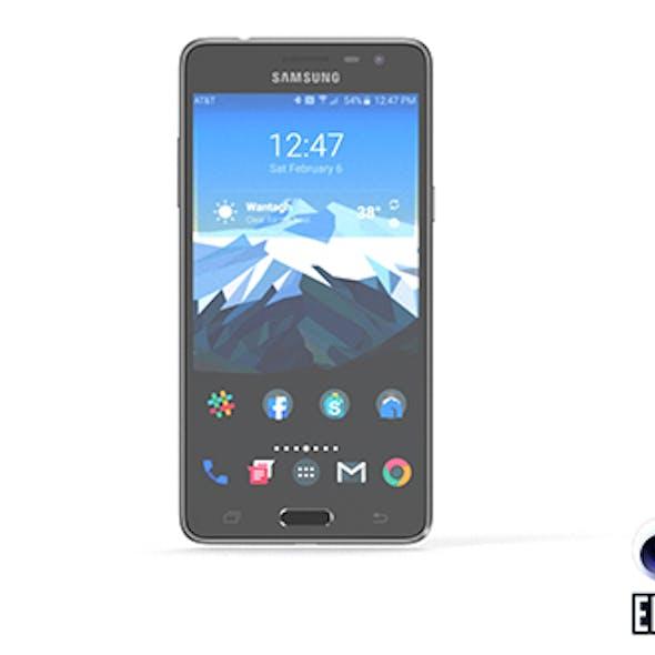 Samsung Galaxy J3 - Element 3D