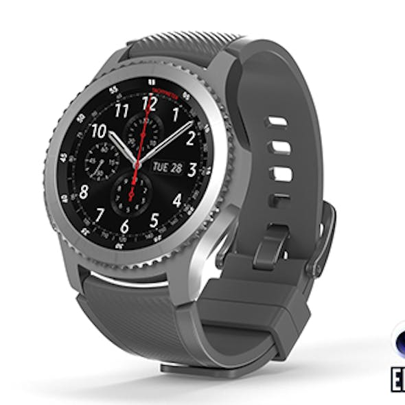 Samsung Gear S3 Frontier - Element 3D